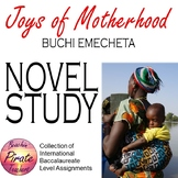 UNIT STUDY: Joys of Motherhood by Buchi Emecheta