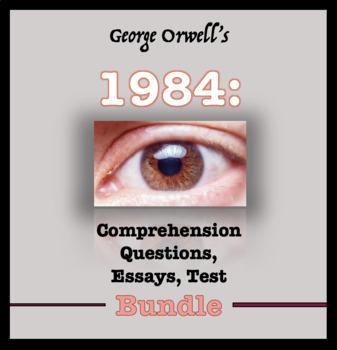 1984 novel essay questions