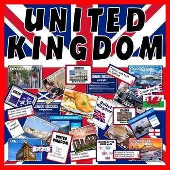 UNITED KINGDOM UK GB -KS2-3 GEOGRAPHY MAPS WELSH LANGUAGE BRITI
