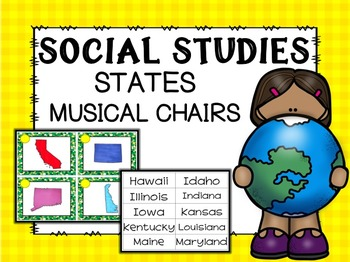 Identifying United States Musical Chairs Game