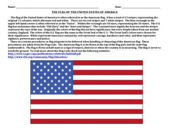 UNITED STATES UNIT (GRADES 4 - 8)