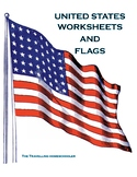 UNITED STATES WORKSHEETS AND FLAGS