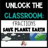 UNLOCK THE CLASSROOM: FRACTIONS