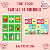 UNO DE LA COMIDA (The food UNO playing cards)