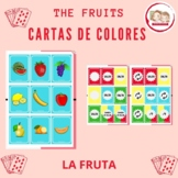 UNO DE LAS FRUTAS (The Fruits UNO playing cards)