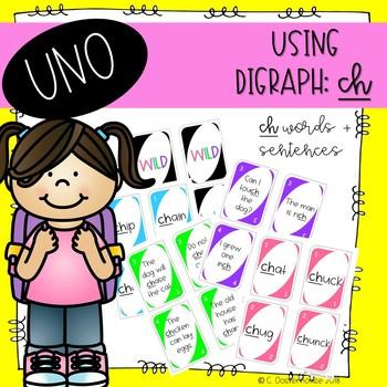 UNO Digraph: CH
