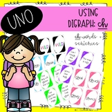 UNO Digraph: CH
