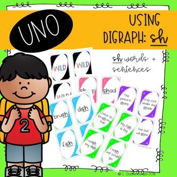 UNO Digraph: SH