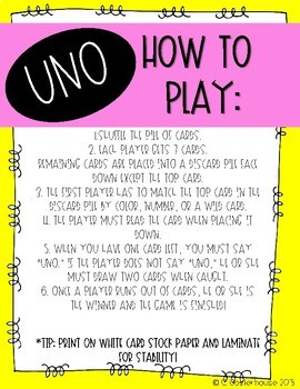 UNO Digraph: WH