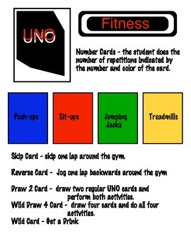 Physical Education - UNO Fitness