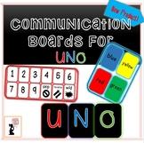 UNO Communication boards