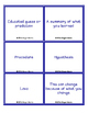 UNO Science Review Game (VA SOL Aligned)