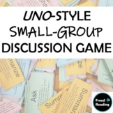 UNO-Style Small-Group Discussion Game