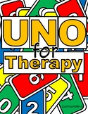 UNO for Therapy