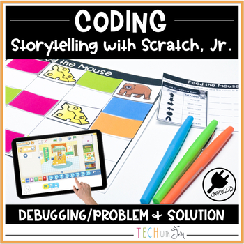 UNPLUGGED CODING AND DIGITAL STORYTELLING WITH SCRATCH CODING DEBUGGING