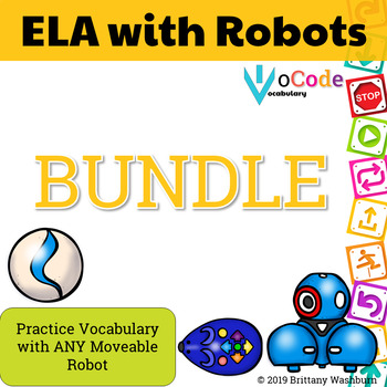 UNPLUGGED CODING IN ELA BUNDLE (Hour of Code)