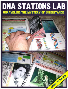 UNRAVELING THE MYSTERY OF DNA AND HEREDITY