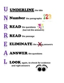 UNRREAL Reading Strategies