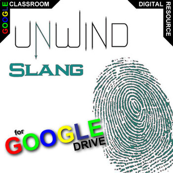 UNWIND 13 Slang Phrases - Body Parts (Created for Digital)