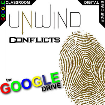 UNWIND Conflict Graphic Organizer (Created for Digital)