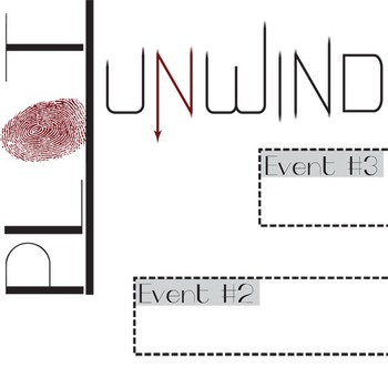 UNWIND Plot Chart Organizer Diagram Arc (by Neal Shusterman) - Freytag's Pyramid