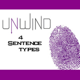 UNWIND Sentence Types (Simple, Compound, Complex)