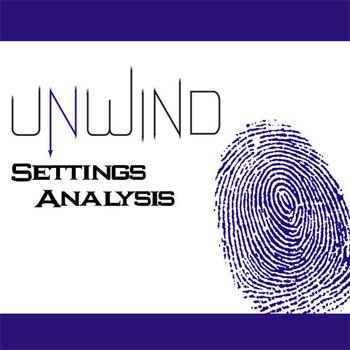 UNWIND Setting Graphic Organizer - Physical & Emotional (b