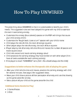 UNWIRED - A Game To Calm Anxiety