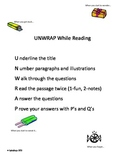 UNWRAP Reading Strategy