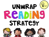 UNWRAP Reading Strategy Posters