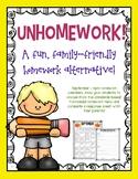 UNhomework: a fun, family-friendly alternative!