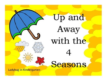 UP, UP and AWAY with the 4 Seasons
