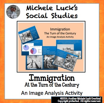 UPDATED! Coming of Age in U.S. Immigration PPT w/Pictures, Stats...