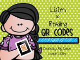 UPDATED Listen to Reading QR codes