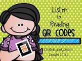 UPDATED Listen to Reading QR codes