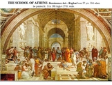 UPDATED Renaissance Art Powerpoint- Classical vs. Middle A