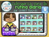 SMARTBOARD Calendar Math- 13 Month Set Spanish