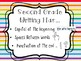 UPDATED! Writing Mechanics Poster- editable! FREEBIE!