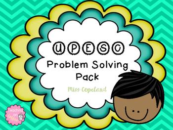 UPESC Problem Solving Pack