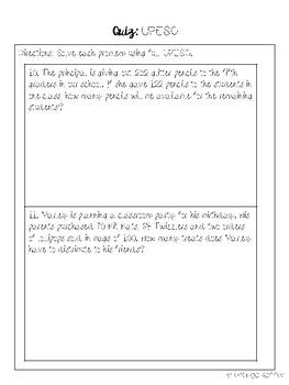 UPESC Quiz