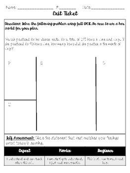 UPESC Subtraction Word Problems Mini Lesson Packet