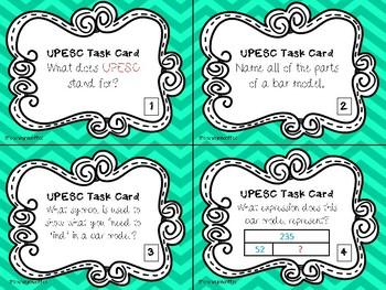 UPESC Task Cards