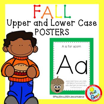 HALLOWEEN ABC Posters