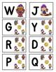 UPPERCASE Letter Identification Game (Spring Trolls)