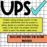 UPS Check Posters