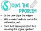 UPSC Posters and Problem Solving Mats for Math Word Problems