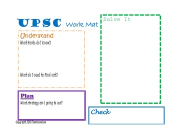 UPSC Work Mat