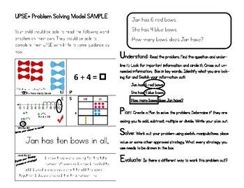upse problem solving