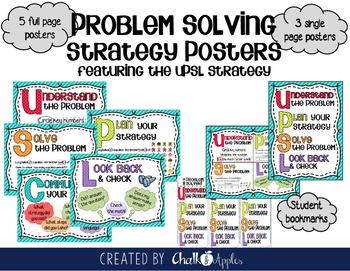 Problem Solving Process (UPSL + C)