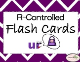 UR R-Controlled Flash Cards